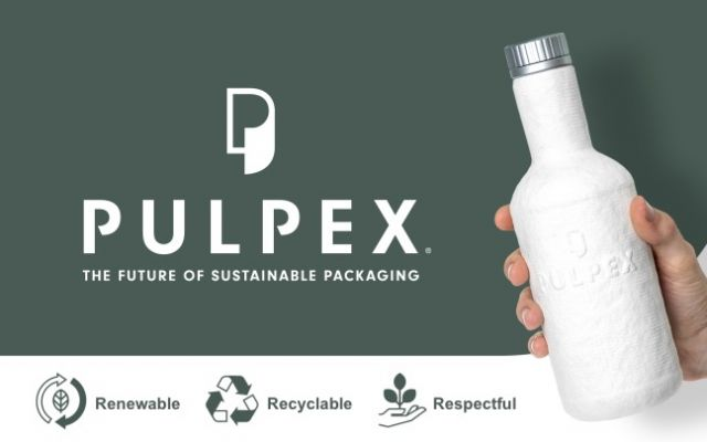 PET-Free, Pulp-Based Recyclable Bottles