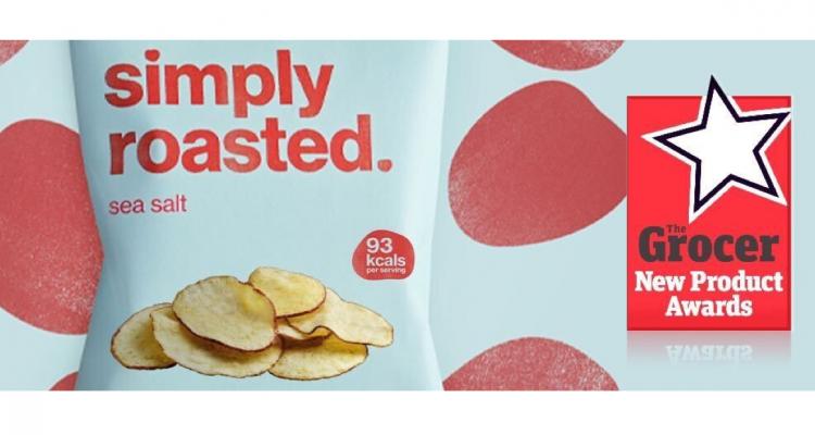 Simply Roasted crisps make the final